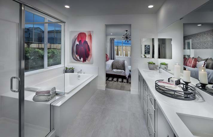 Bathroom featured in the RESIDENCE ONE By Lennar in Stockton-Lodi, CA