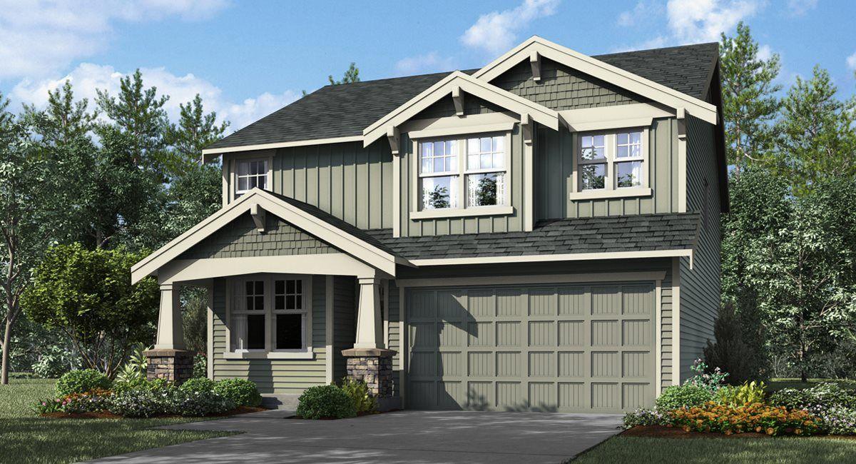 'Kennedy Farm' by Lennar - Portland Homebuilding in Portland-Vancouver