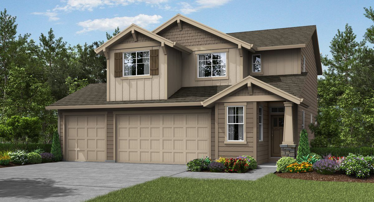 Exterior featured in the Fairview By Lennar in Portland-Vancouver, WA