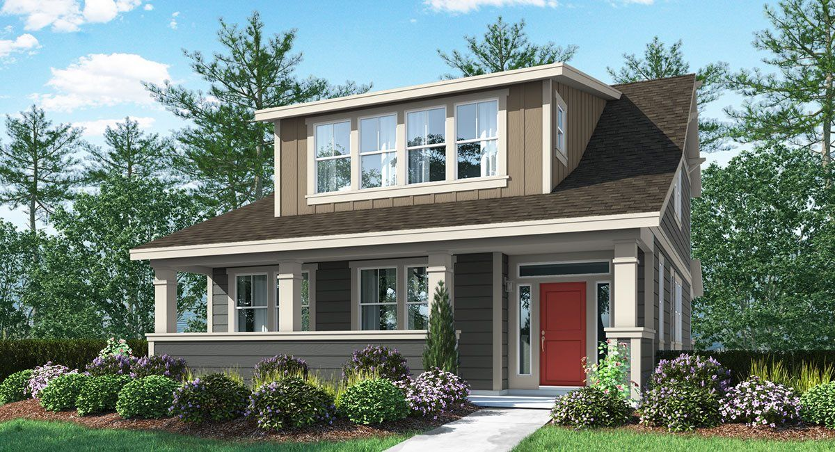 Exterior featured in the Ames By Lennar in Portland-Vancouver, OR