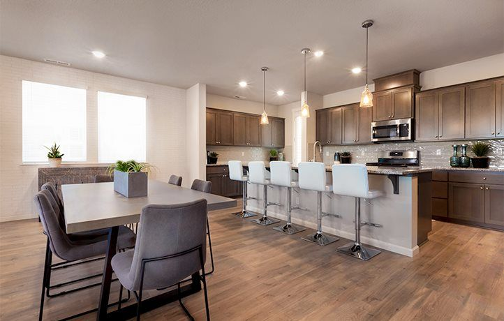Kitchen featured in the Ames By Lennar in Portland-Vancouver, OR