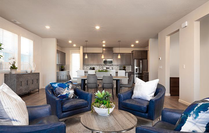 Living Area featured in the Ames By Lennar in Portland-Vancouver, OR