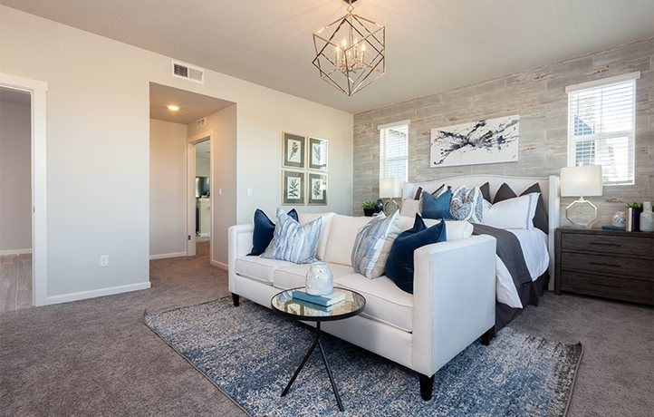 Bedroom featured in the Ames By Lennar in Portland-Vancouver, OR