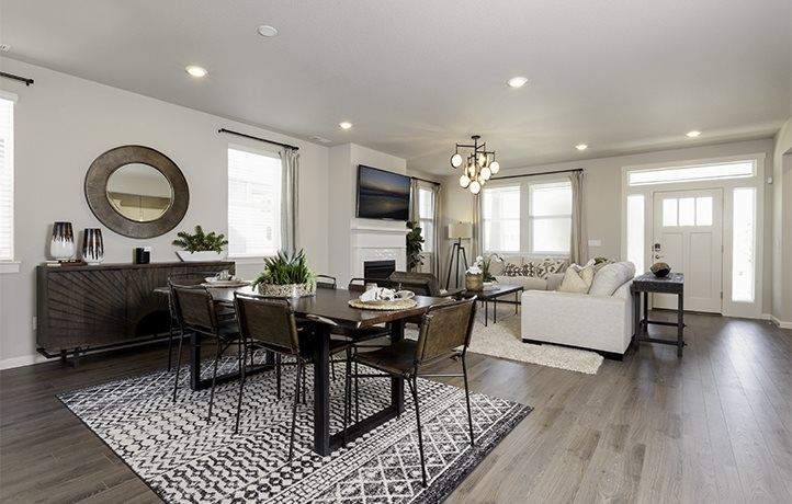 Living Area featured in the Aldwell By Lennar in Portland-Vancouver, OR