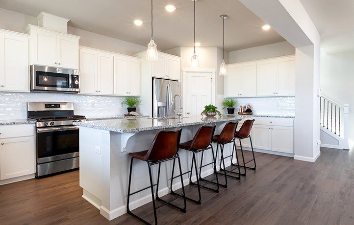 Kitchen featured in the Aldwell By Lennar in Portland-Vancouver, OR