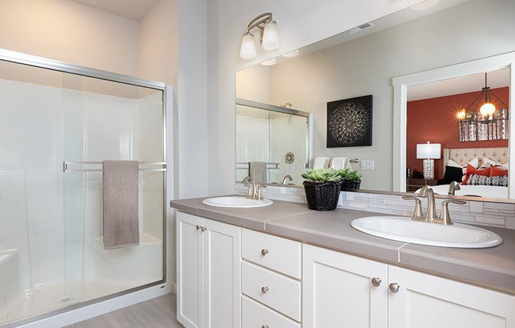 Bathroom featured in the Aldwell By Lennar in Portland-Vancouver, OR