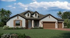 1835 Southern Red Oak Court (Inverness II  (3 Car))
