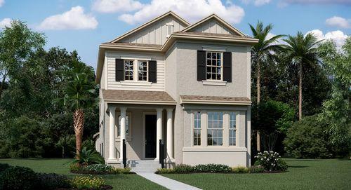 Luxury Home Builders Communities In Orlando Fl