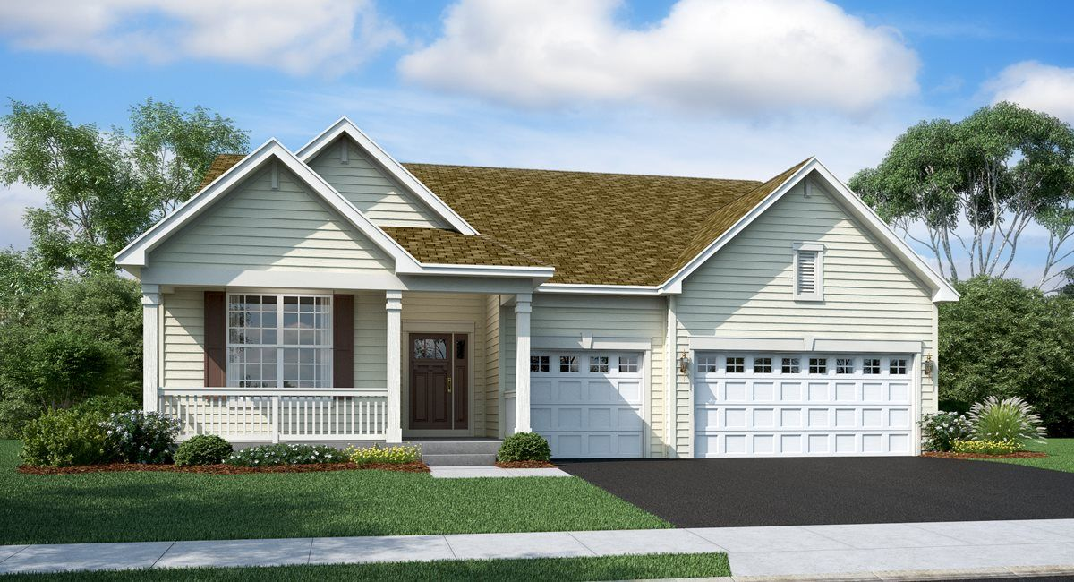 Exterior featured in the Ridgefield ei By Lennar in Chicago, IL