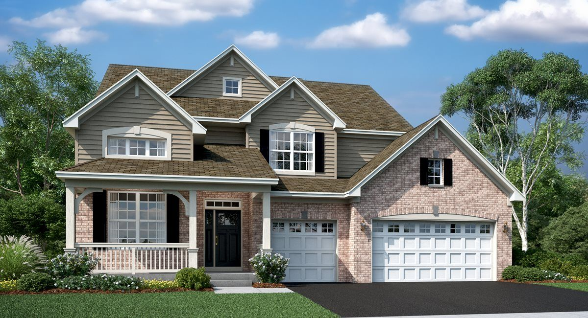 Exterior featured in the Windsor ei By Lennar in Chicago, IL