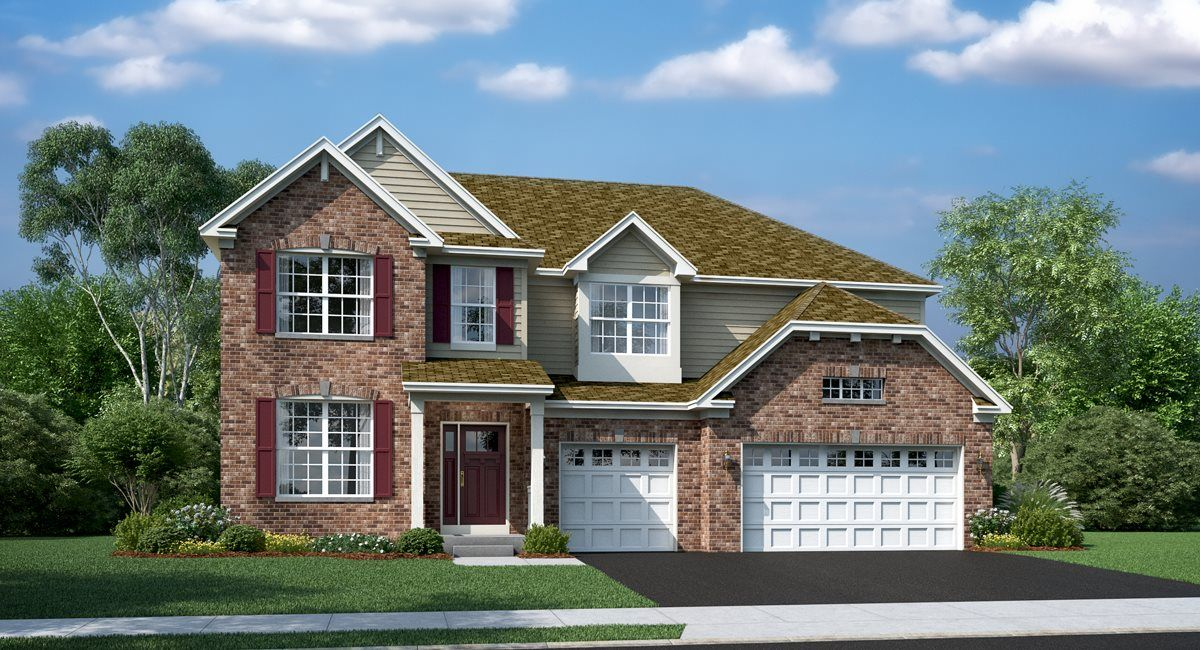 Exterior featured in the Normandy ei By Lennar in Chicago, IL