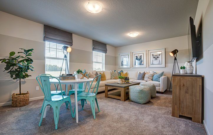 Living Area featured in the Jade By Lennar in Portland-Vancouver, WA