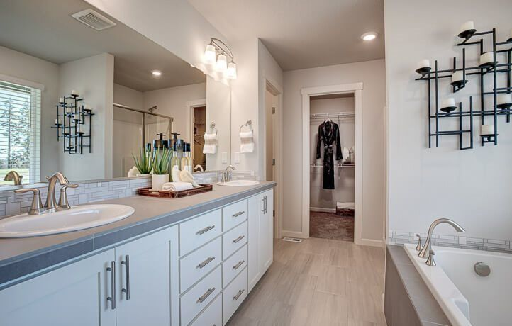 Bathroom featured in the Jade By Lennar in Portland-Vancouver, WA