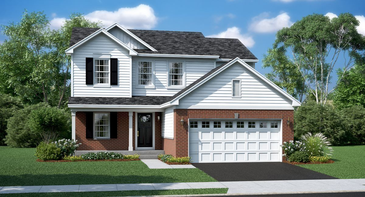 Exterior featured in the Ontario ei By Lennar in Chicago, IL