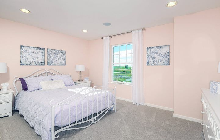 Bedroom featured in the Ontario ei By Lennar in Chicago, IL