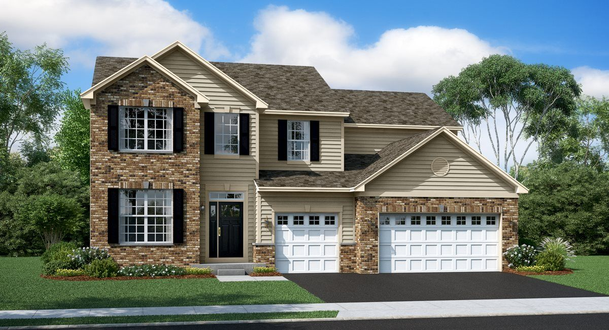 Exterior featured in the Westbury ei By Lennar in Chicago, IL