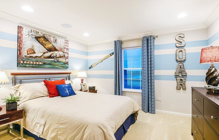Bedroom featured in the Westbury ei By Lennar in Chicago, IL