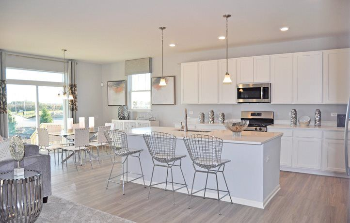 'Woodlore Estates - The Reserves' by Lennar - Chicago Homebuilding in Chicago