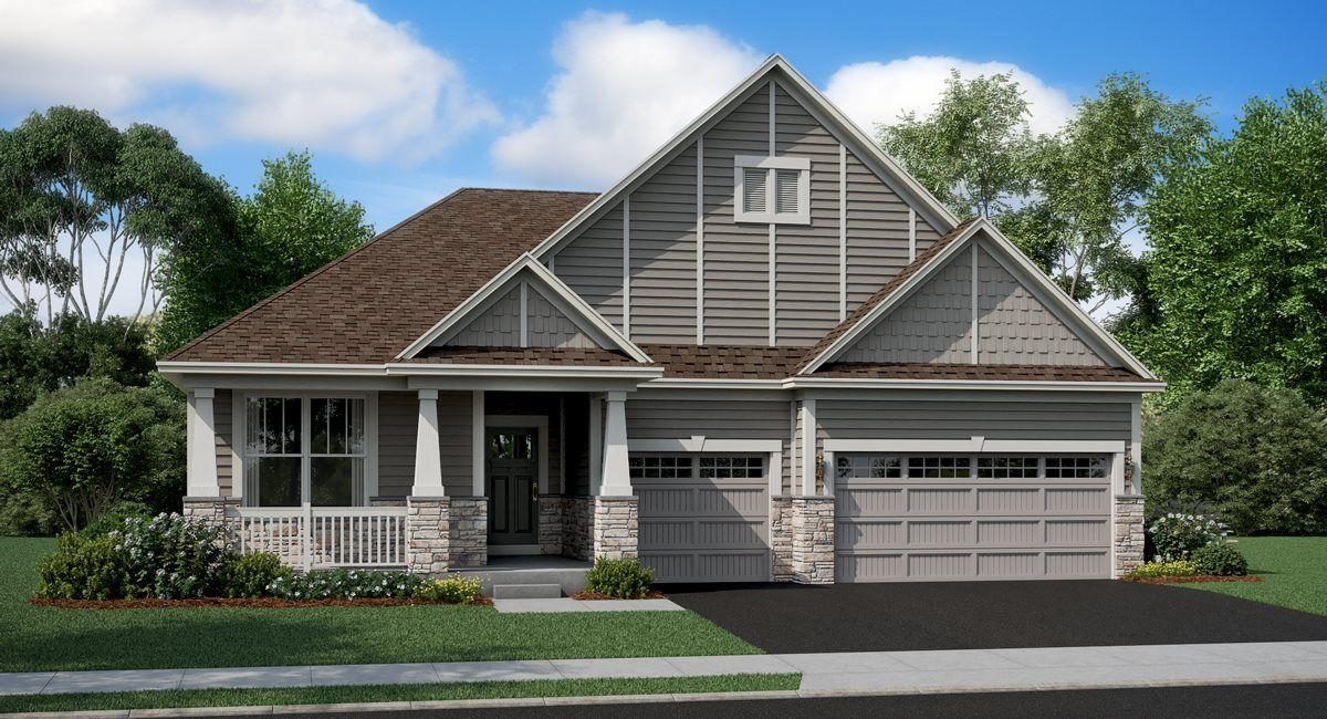 Exterior featured in the Adams ei By Lennar in Chicago, IL