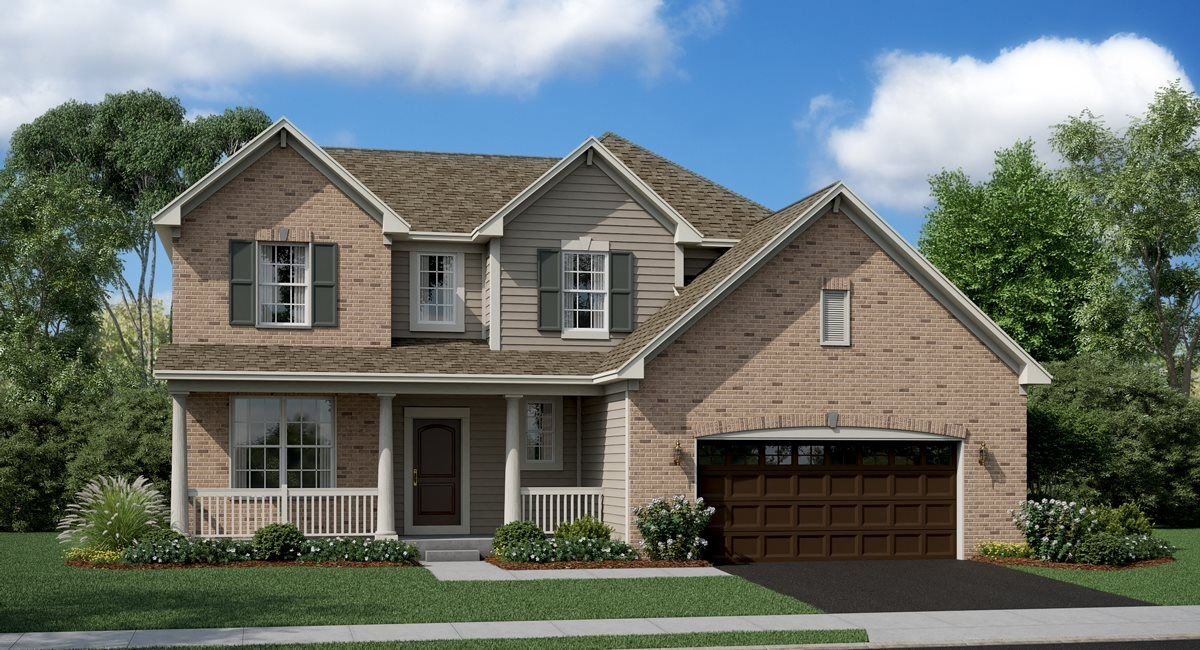 Exterior featured in the Chagall ei By Lennar in Chicago, IL