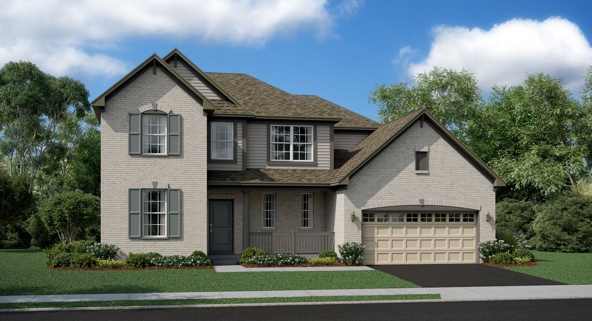 Exterior featured in the DaVinci ei By Lennar in Chicago, IL