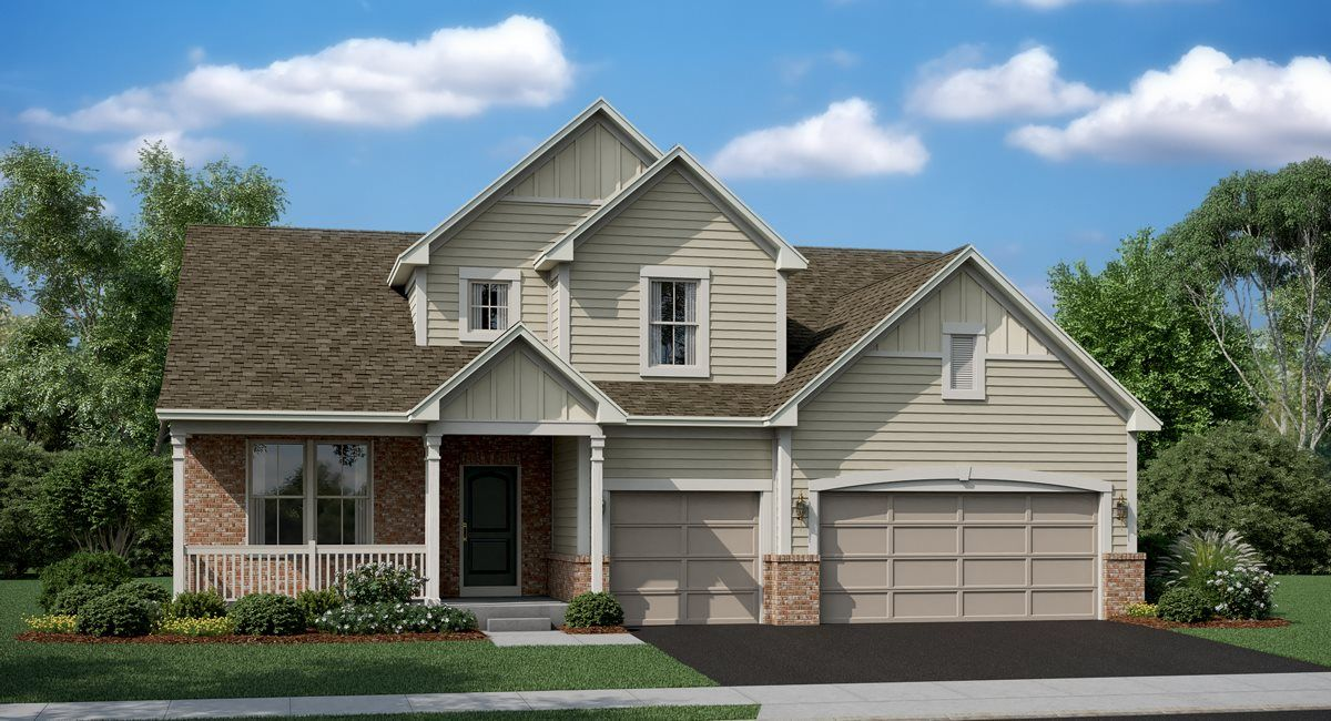 Exterior featured in the Rivera ei By Lennar in Chicago, IL