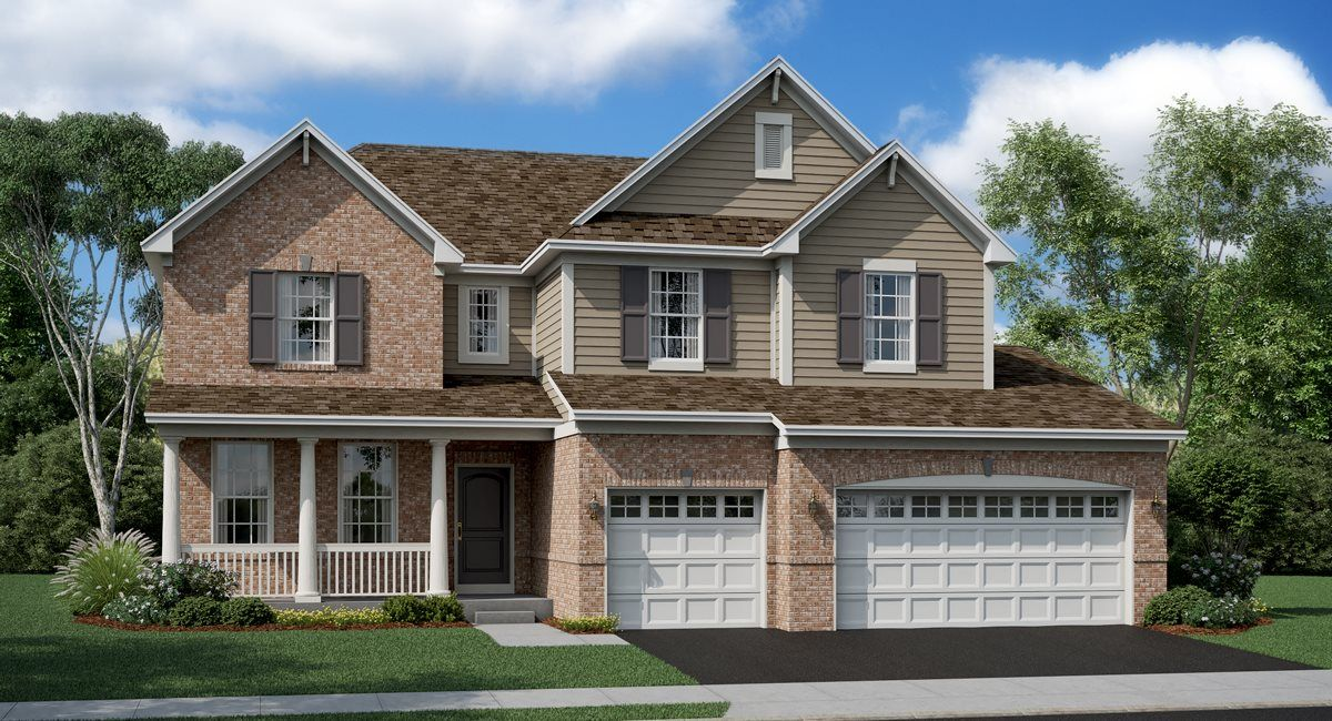 Exterior featured in the Picasso ei By Lennar in Chicago, IL