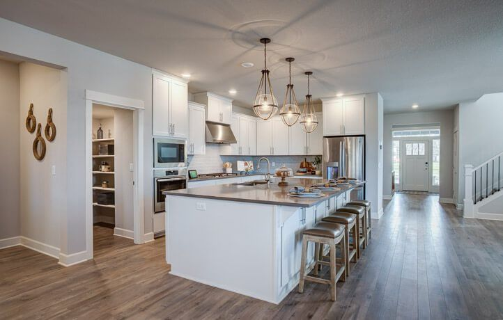 Kitchen featured in the Sellwood By Lennar in Portland-Vancouver, OR