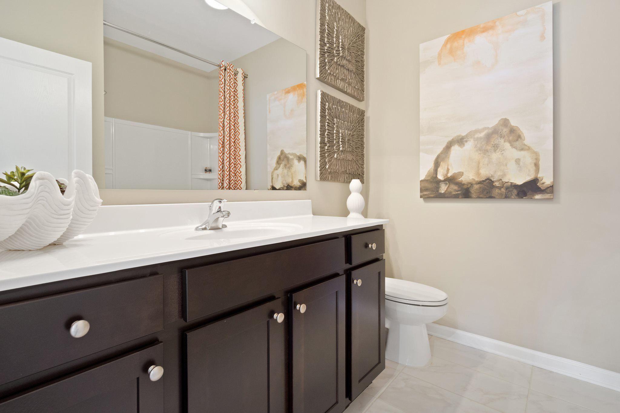 Bathroom featured in the ALDEN By Lennar in Atlanta, GA