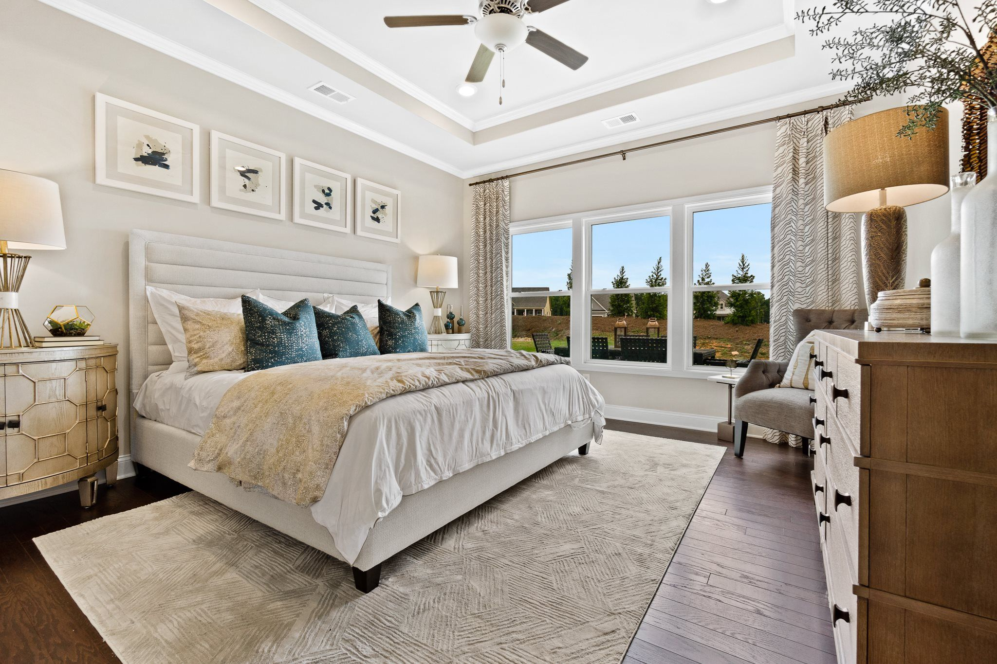 Bedroom featured in the Briarwood By Lennar in Atlanta, GA