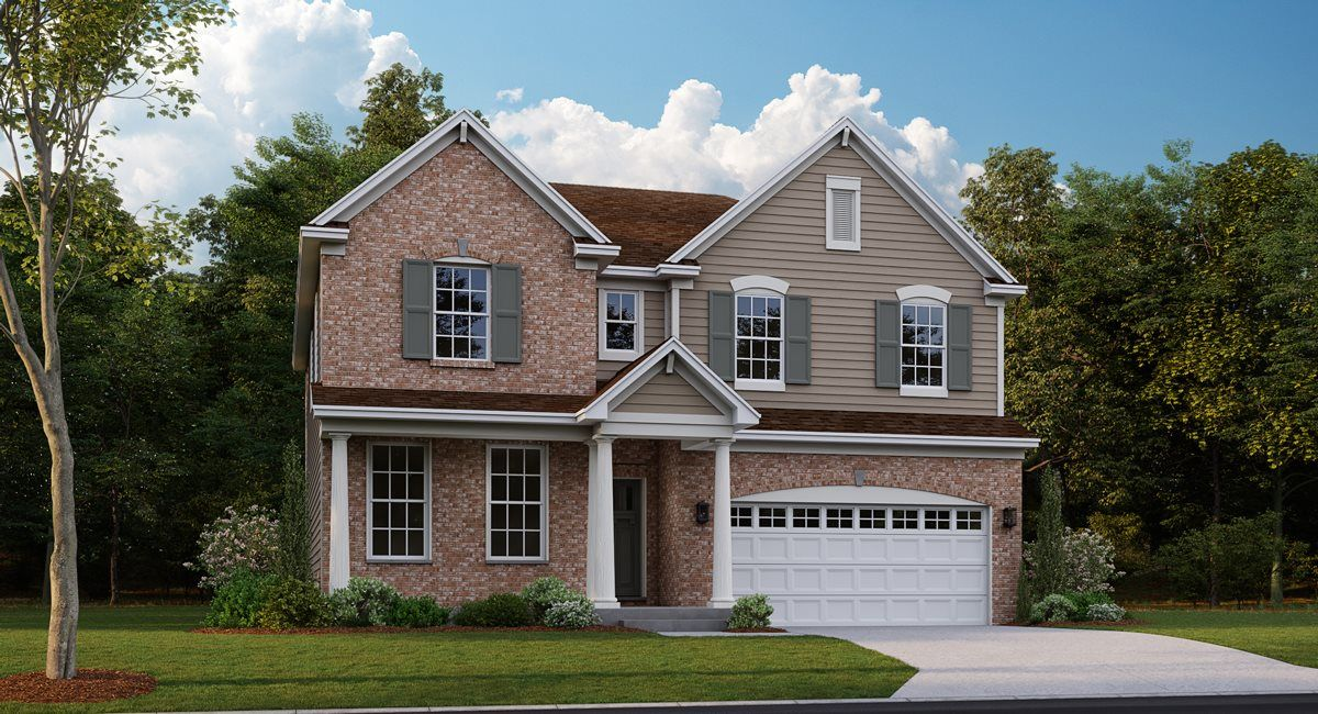 Exterior featured in the Rainier ei By Lennar in Chicago, IL