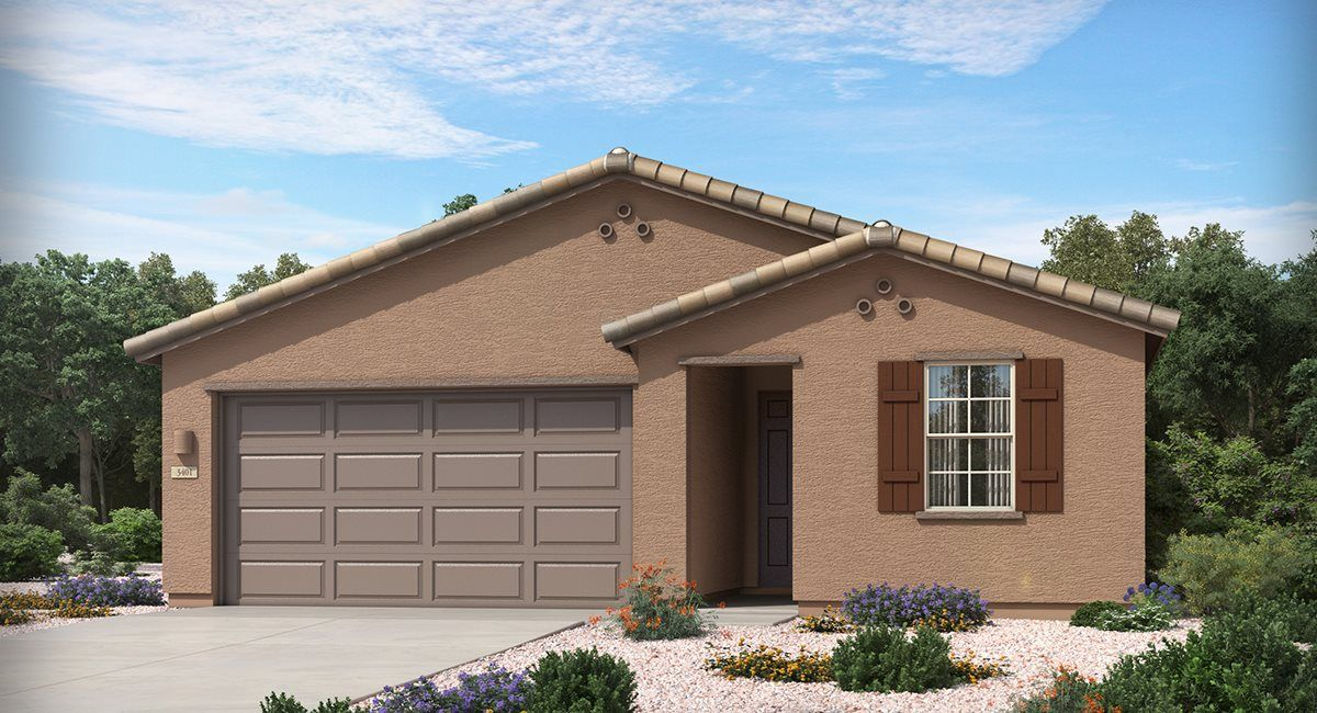 Exterior featured in the Mesquite - 4 Bedroom By Lennar in Tucson, AZ