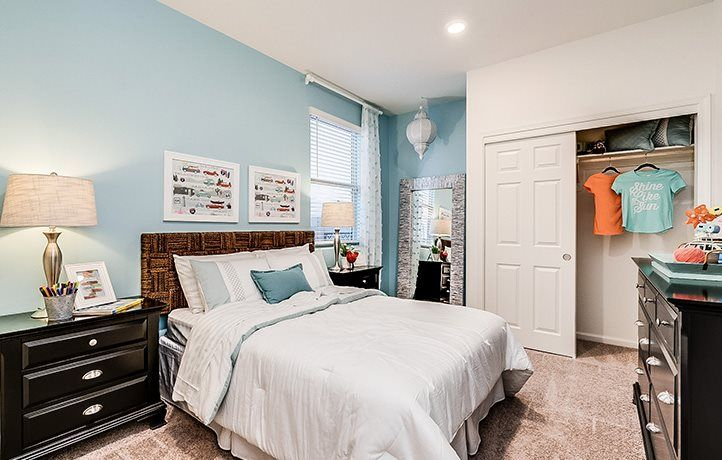 Bedroom featured in the Mesquite - 4 Bedroom By Lennar in Tucson, AZ