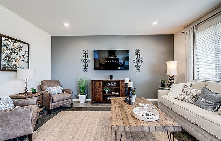 Living Area featured in the Desert Willow - NextGen By Lennar in Tucson, AZ