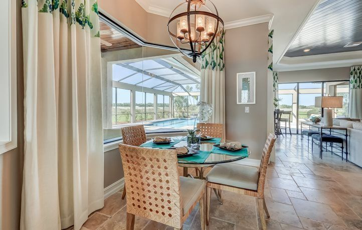 Kitchen featured in the Lantana By WCI in Fort Myers, FL
