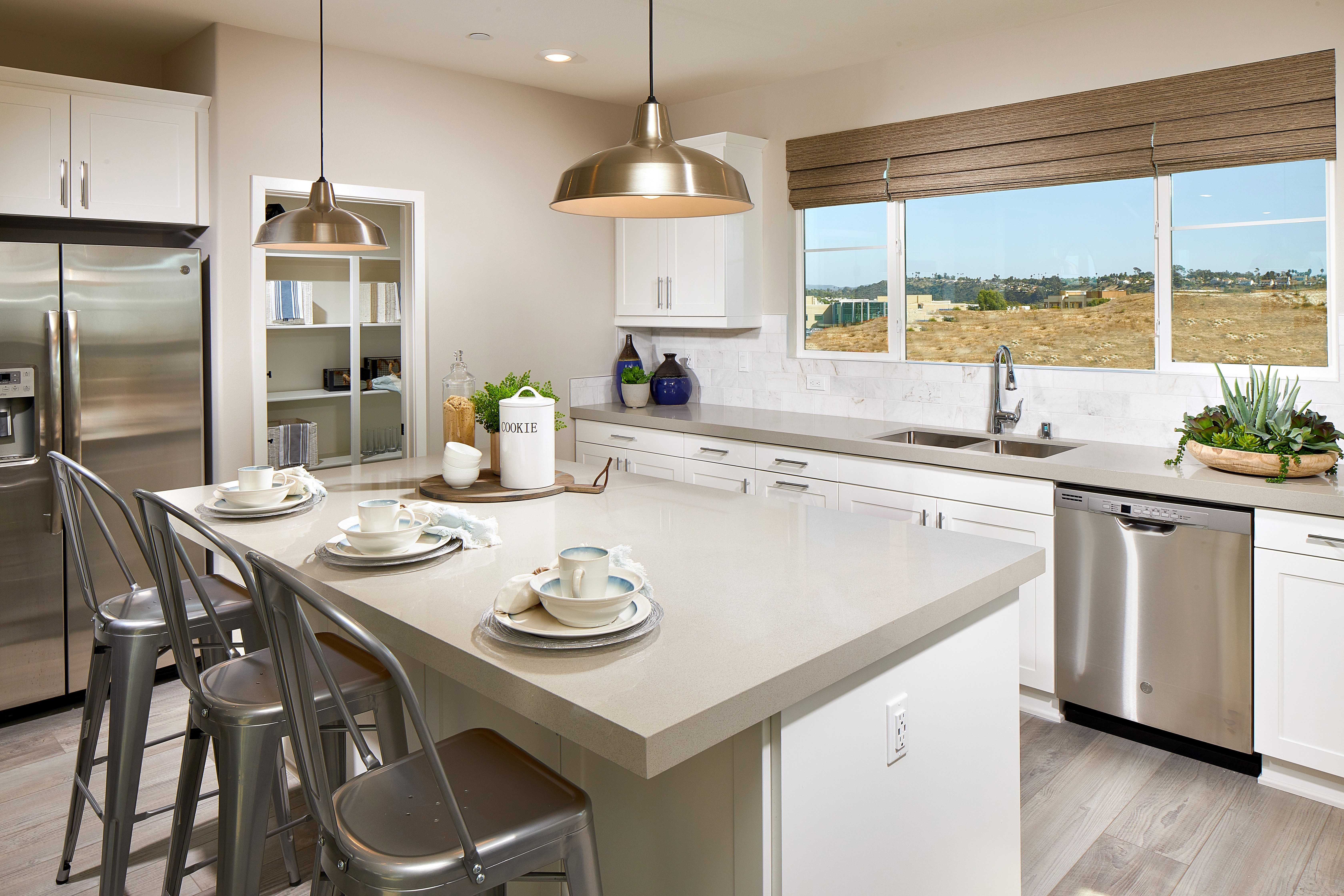 Kitchen featured in the Residence 4 By Lennar in San Diego, CA