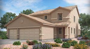 homes in Santa Rita Ranch III by Lennar