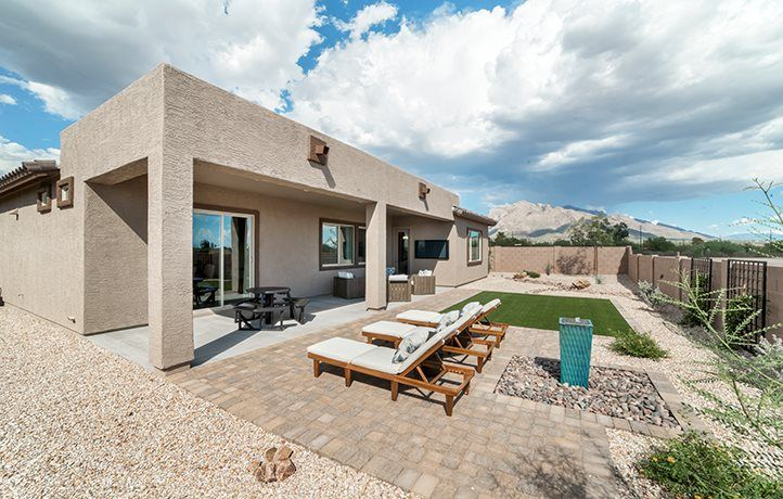 Exterior featured in the Catalina By Lennar in Tucson, AZ