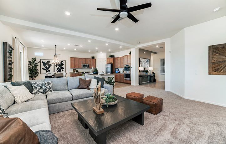 Living Area featured in the Catalina By Lennar in Tucson, AZ