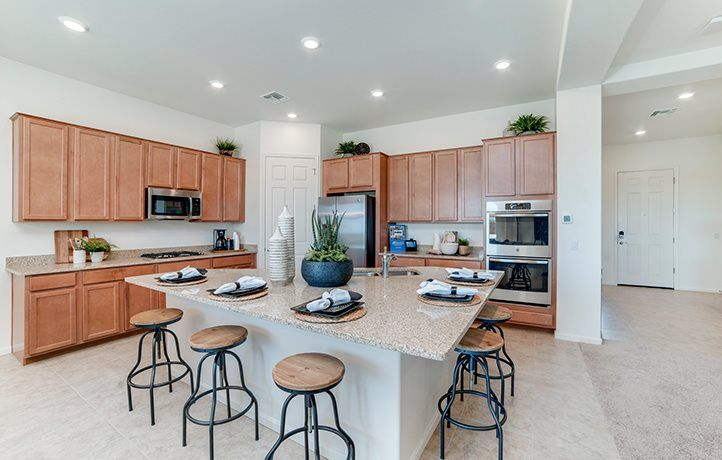 Kitchen featured in the Catalina By Lennar in Tucson, AZ