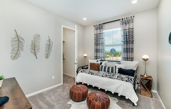 Bedroom featured in the Catalina By Lennar in Tucson, AZ