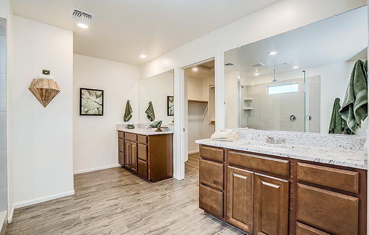 Bathroom featured in the Ventana - NextGen By Lennar in Tucson, AZ