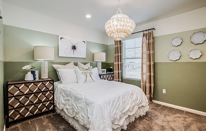 Bedroom featured in the Ventana - NextGen By Lennar in Tucson, AZ