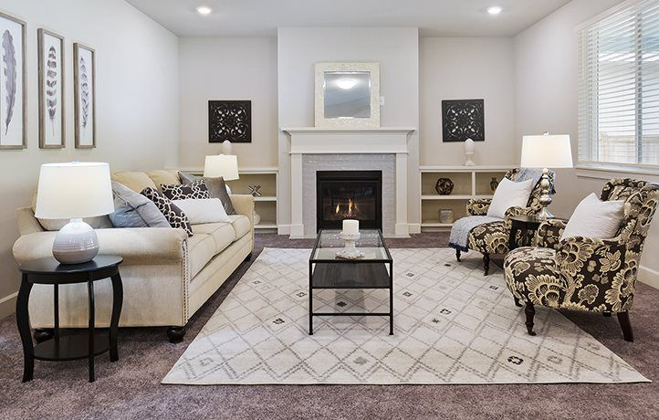 Living Area featured in the Benson By Lennar in Portland-Vancouver, OR