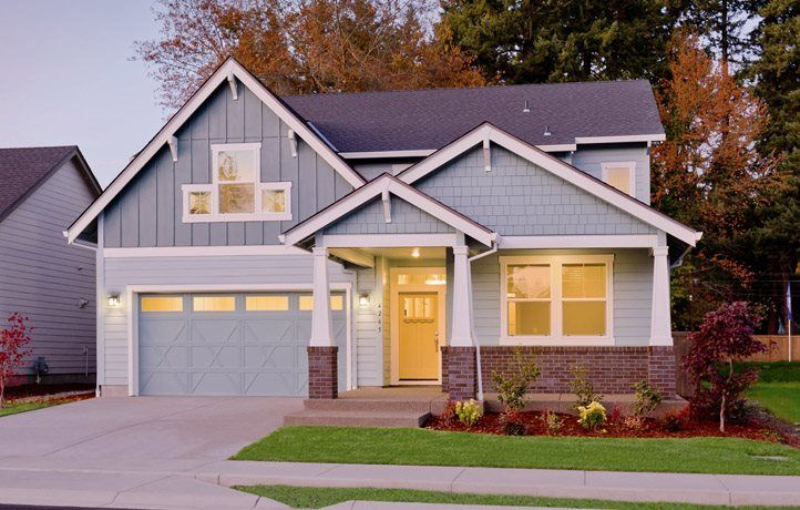 Exterior featured in the Benson By Lennar in Portland-Vancouver, OR