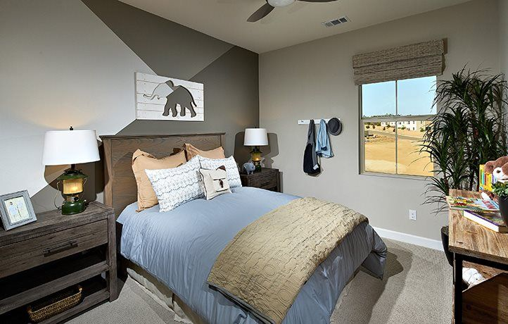 Bedroom featured in the Residence 2 By Lennar in San Diego, CA