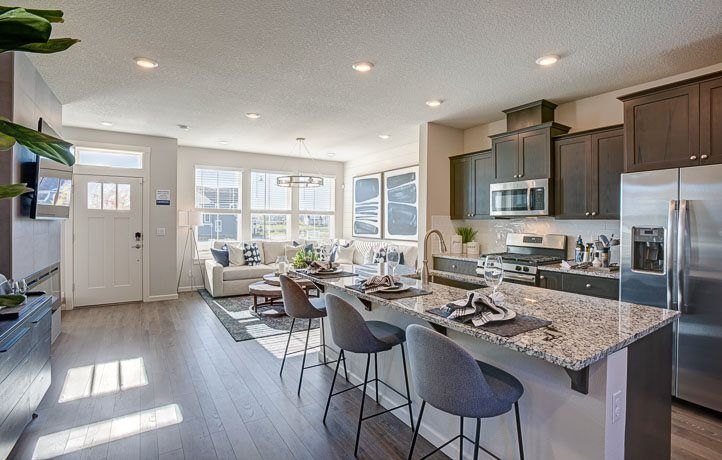 Kitchen featured in the Ballard By Lennar in Portland-Vancouver, OR