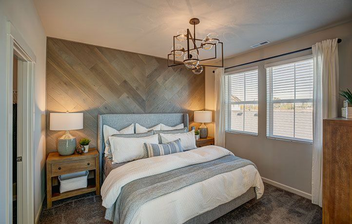 Bedroom featured in the Burke By Lennar in Portland-Vancouver, OR