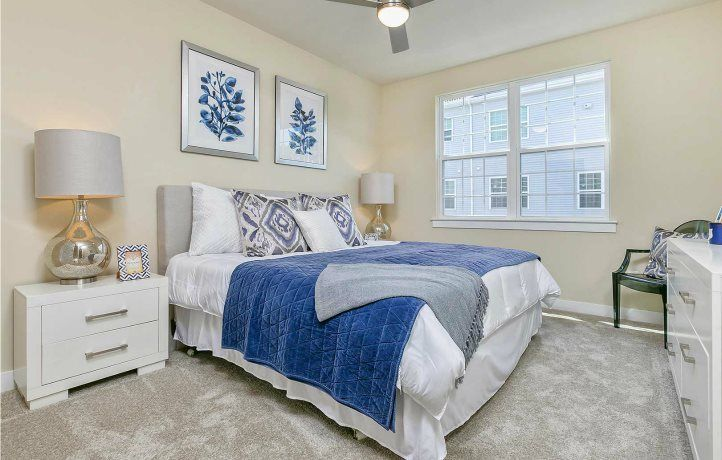 Bedroom featured in the Easton By Lennar in Philadelphia, PA