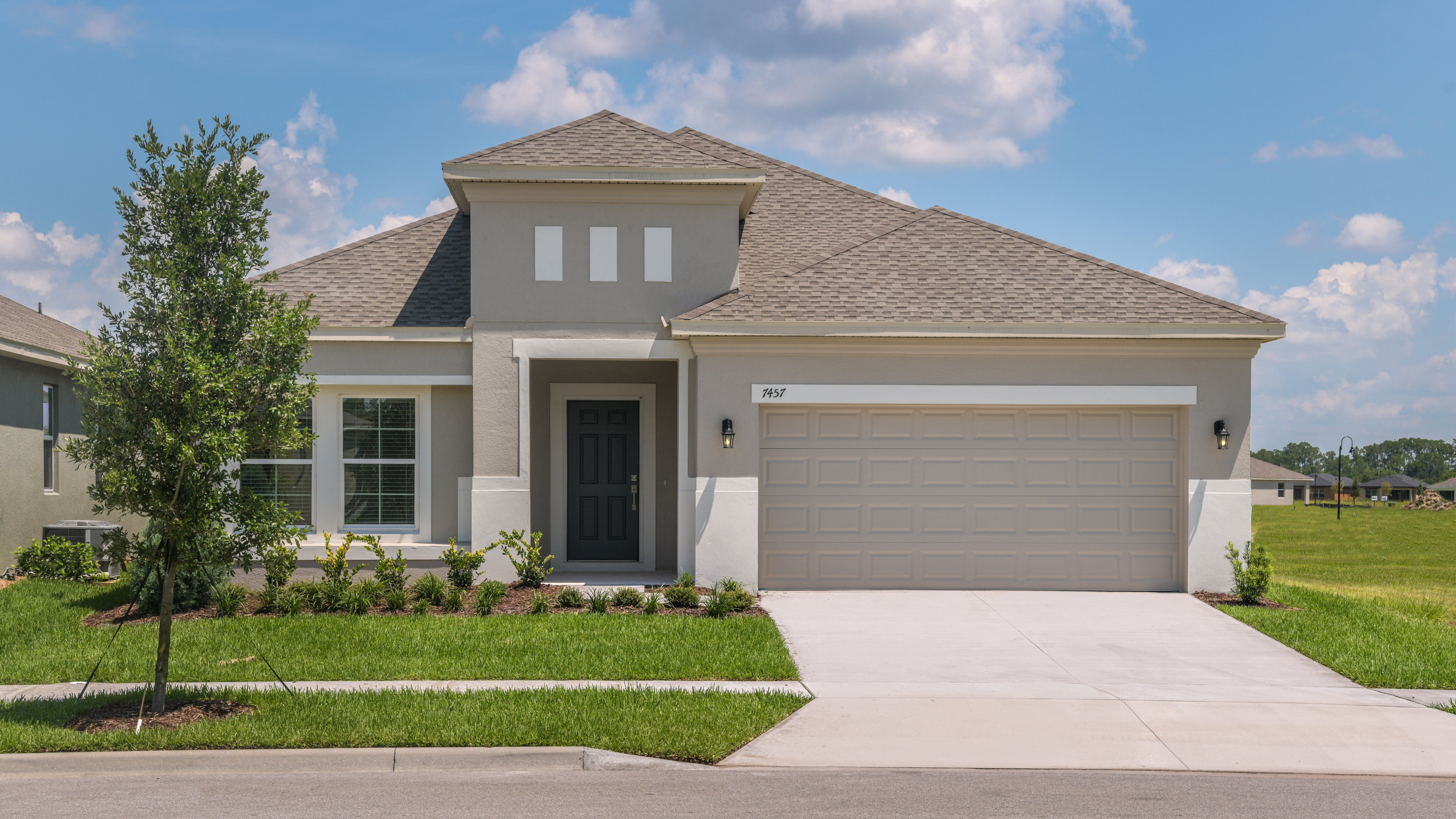 Exterior featured in the Boca Raton By Lennar in Orlando, FL